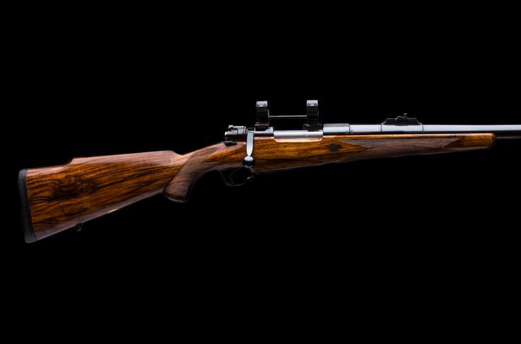 Holland & Holland .458 Win. Mag. Bolt Action Magazine Rifle