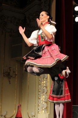 Hungarian Folk Dance Show