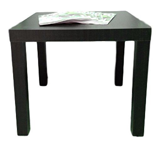 Multi Use Coffee Table Modern Small Square Side Living Room