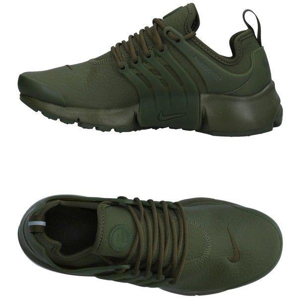 Green nike shoes, Nike sneakers