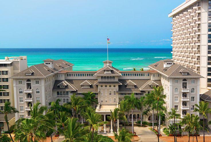 Moana Surfrider, A Westin Resort & Spa, Waikiki Beach - Exterior