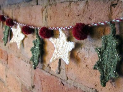 Wool Warehouse Christmas Bunting
