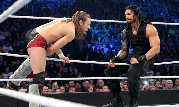 Roman Reigns was concerned that WWE would replace him with Daniel Bryan at WrestleMania 31 - Wrestling News Post - Latest WWE News