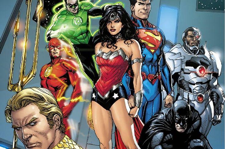 Comic-Soon: CALENDARIO AGGIORNATO DEI CINE-COMIC DC IN ARRIVO ...