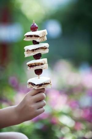 PBJ on a Stick: New at the Iowa State Fair this year!