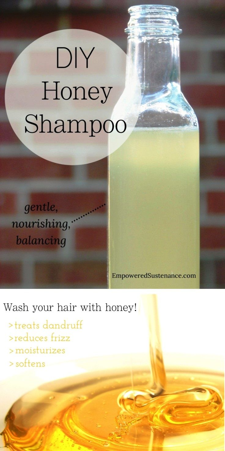 Top 10 Best DIY Shampoos
