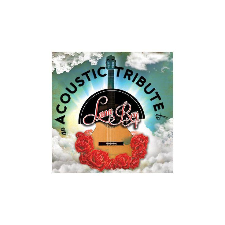 Various - Acoustic tribute to lana del rey (CD)
