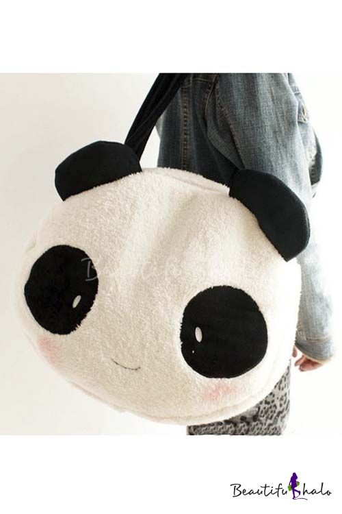 Cute Panda Popular Shoulder bag Laptop Bag School Bag  9959252754a86