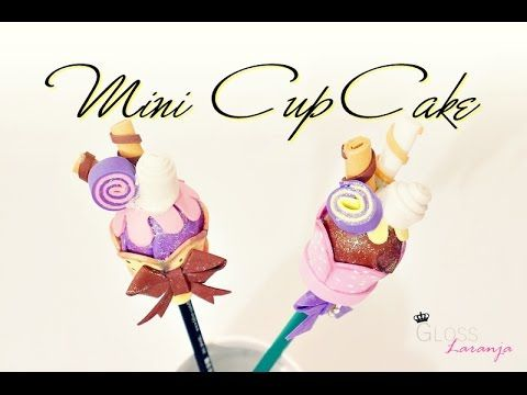 Ponteira de Mini CupCake - YouTube