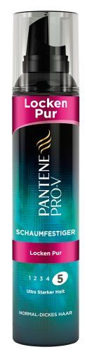 Pantene Pro-V Locken Pur Schaumfestiger extra starker Halt, 2er Pack (2 x 200 ml) | Your #1 Source for Beauty Products