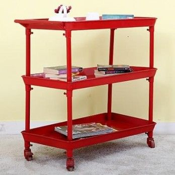 #Fay #Magazine #Rack (Red) available online in India at Wooden Street. Get beautifully designed  magazine racks and magazine stand online at best prices. Buy Exclusive Wooden Magazine Stand to make your home more attractive and beautiful. Visit : https://www.woodenstreet.com/magazine-rack available in #Navi Mumbai #New Delhi #Noida #Pimpri Chinchwad #Pune #Secunderabad