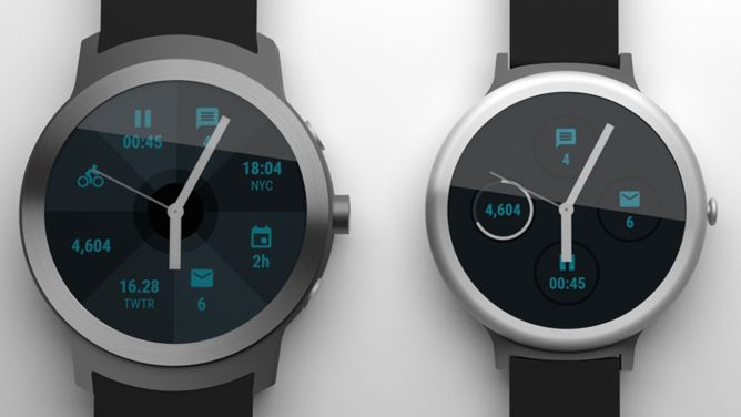 Google Confirms It Will Bring Two New Android Wear Smartwatches To Market In 2017