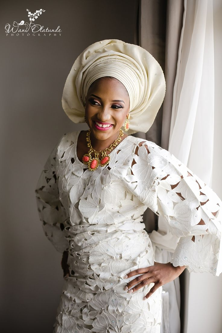 Beautiful Traditional Yoruba Wedding | Aisle Perfect: http://aisleperfect.com/2016/03/traditional-yoruba-wedding.html #wedding #bride #bridal