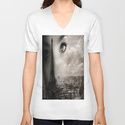 """Face of Paris"" for V-neck T-shirts"