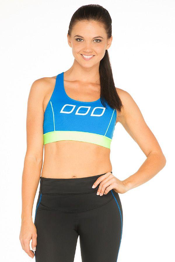 Electric Sports Bra | Sports Bras | Shop | Categories | Lorna Jane Site