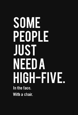 Some People Need High Five – Meme
