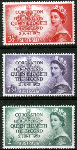 Collectible Australian Stamps