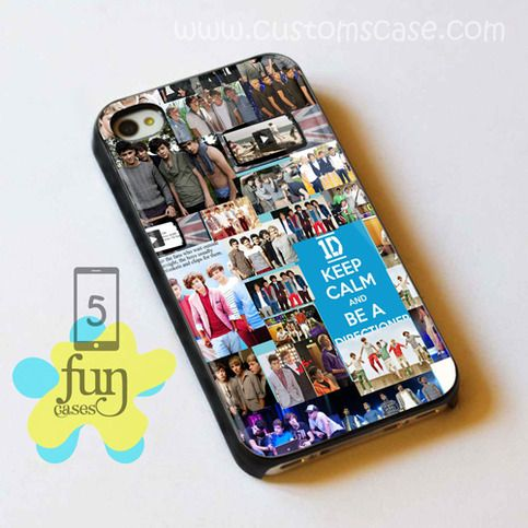 Love One Direction Be A Direction iPhone 5 Case Cover from Funcases