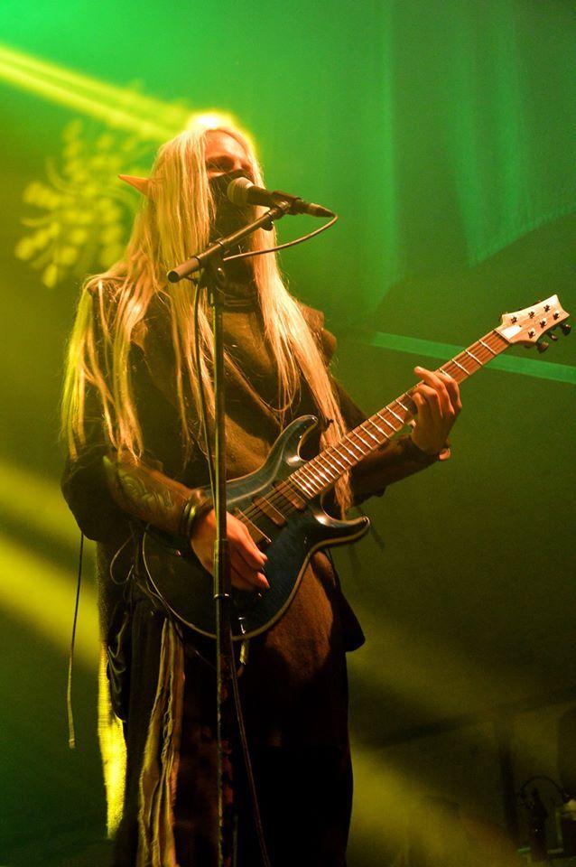 Aerendir Photo by Maciej Zamkowski  Sabaton Open Air 2016  #TwilightForce #music #metal #concert #gig #musician #festival #photo #fantasy #elf #guitar #guitarist #cosplay #larp #man #Sweden #Swedish #Falun #SOA #Sabaton #SabatonOpenAir