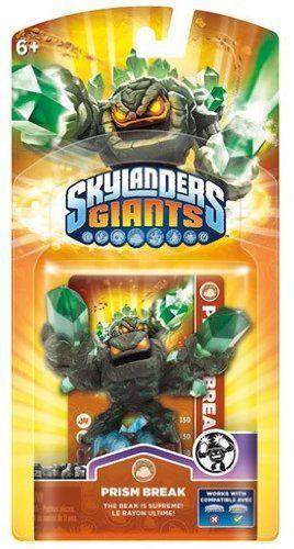 Activision Skylanders Giants Light Prism Break –: Lightcore puissance du flash à la bombe chiffres effet de lumière de base s'allume…
