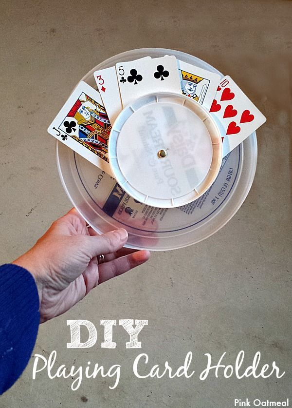 DIY Playing Card Holder