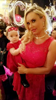 Ice T and Coco celebrate their daughter, Chanel Nicole's 1st Birthday (photos)