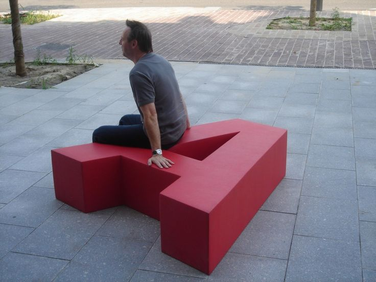 A Installation Photo. Cool Furniture ...