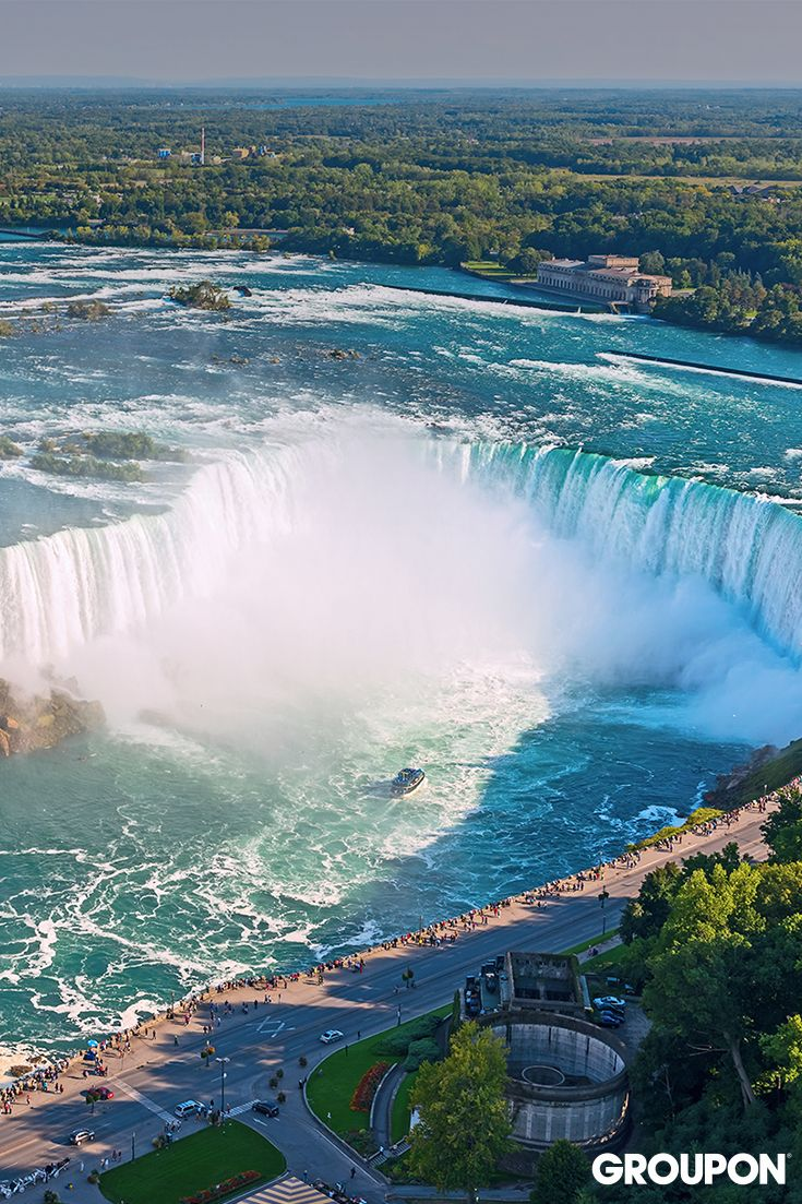 Groupon Cape Cod Getaway Part - 39: They Say The Best Views Of Niagara Falls (and Justin Trudeau) Are In Canada