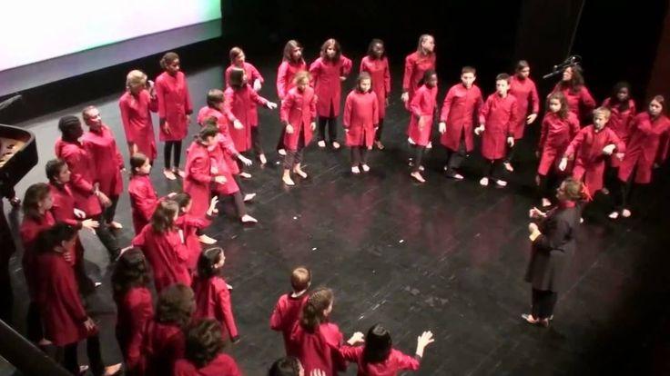 Coro Infantil da Universidade de Lisboa - Trava Lengas e Lenga Línguas -...