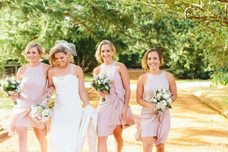 Kellie and Josh's Beautiful Bendooley Estate Wedding in Berrima