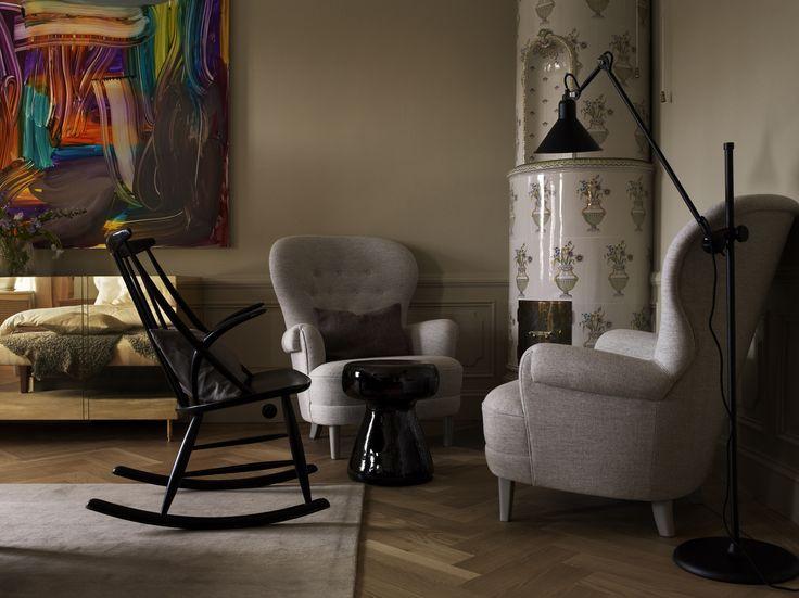 Ett Hem hotel Stockholm * Interiors Interiors * The Inner Interiorista