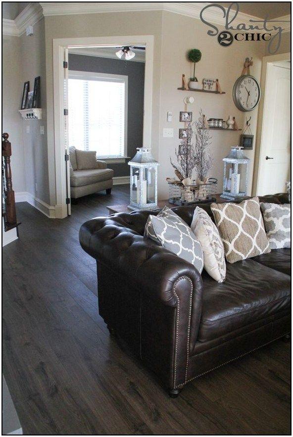 50 Amazing Farmhouse Home Decor Ideas To Get A Past Impression 33