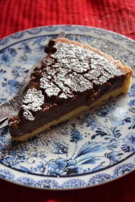 recipe, chocolate, coffee, tart, mocha recipes, milk tart, tami magnin, rumtumtiggs