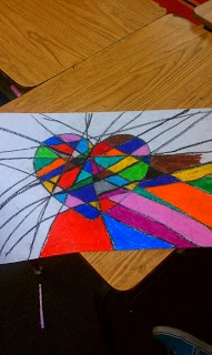 LOVE this one! Savvy in Second: Meaningful Art: Jim Dine Hearts