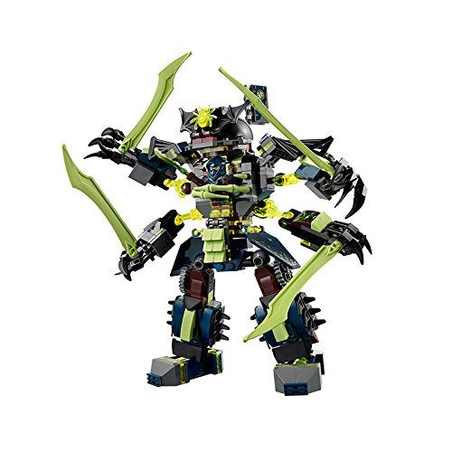 lego 70737 ninjago titanroboter gegen mech enstein amazonde spielzeug