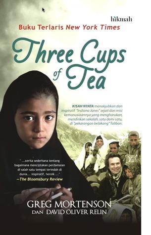 Three Cups of Tea (Tiga Cangkir Teh)