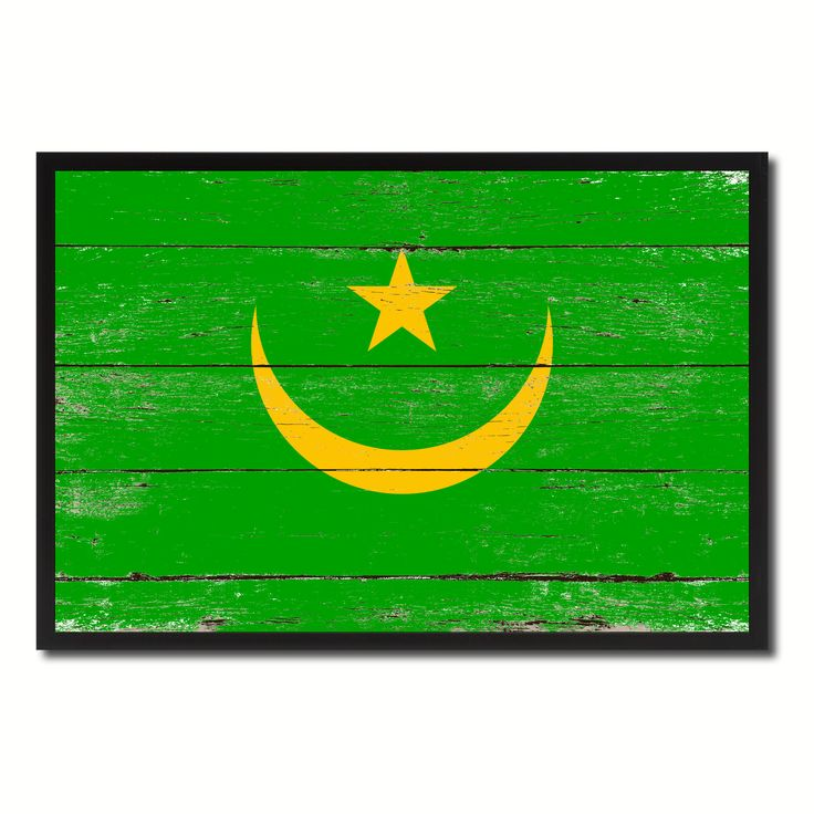 Martinique Country National Flag Vintage Canvas Print with Picture Frame Home Decor Wall Art Collection Gift Ideas