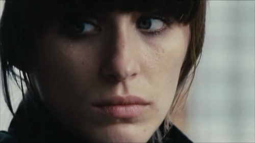 Vicky McClure. So pretty in this film.