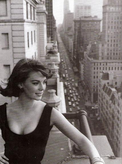 Vintage Style Muse: Natalie Wood