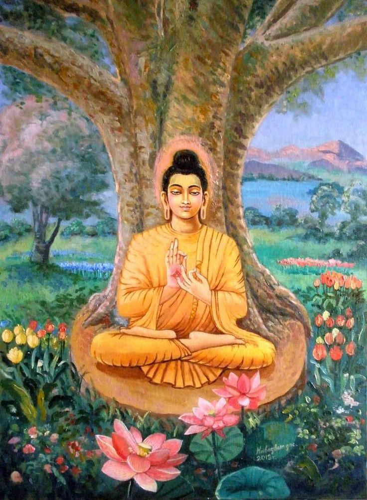 юности все о рождении будды и картинки известный