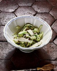 Shaved Zucchini Salad with Parmigiano and Pistachios Recipe from Food & WineParmigiano, Shaving Zucchini, Foodandwine Com, Eating, Summer Salad, Zucchini Salad, Healthy Food, Pistachios Recipe, Food Wine