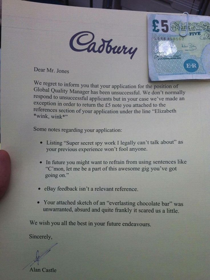 82 best funny images on pinterest funny stuff hilarious and jokes ultimate rejection letter pronofoot35fo Choice Image