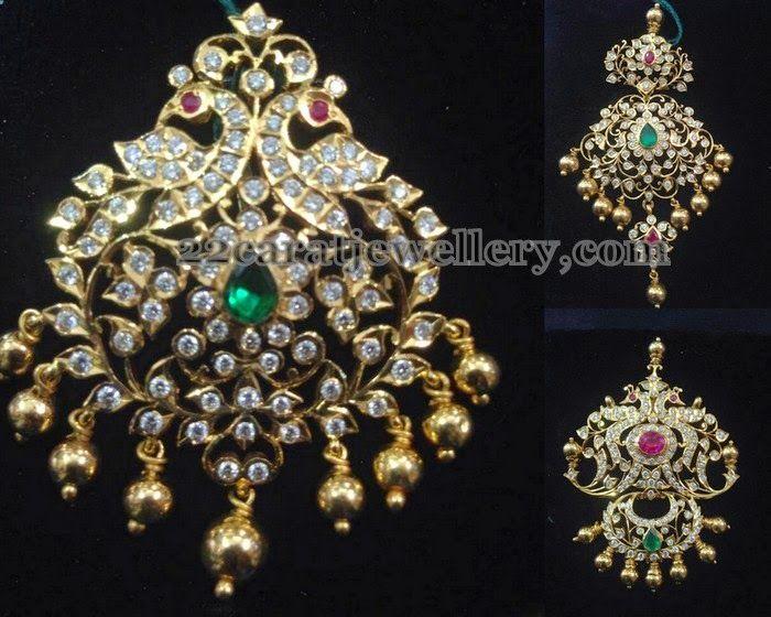 Jewellery Designs: Diamond Pendants Gallery