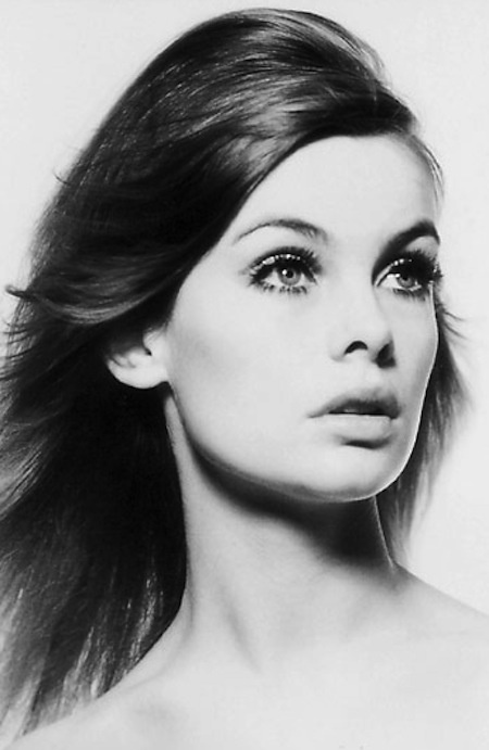 Jean Shrimpton by David Bailey.  I think every girl in the 60s wanted to look like her.