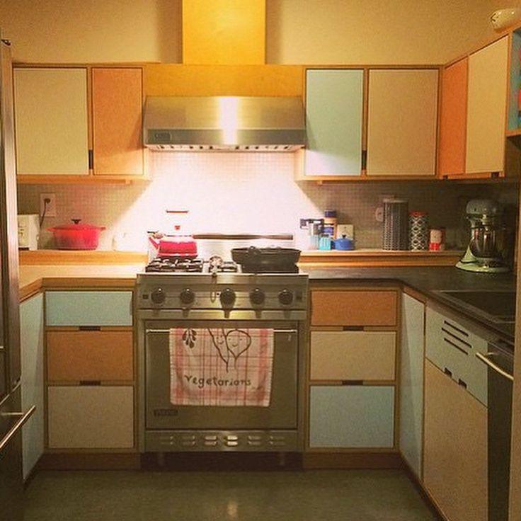 Modern Kitchen Cabinets Seattle: 85 Best KERF Plywood Kitchens Images On Pinterest