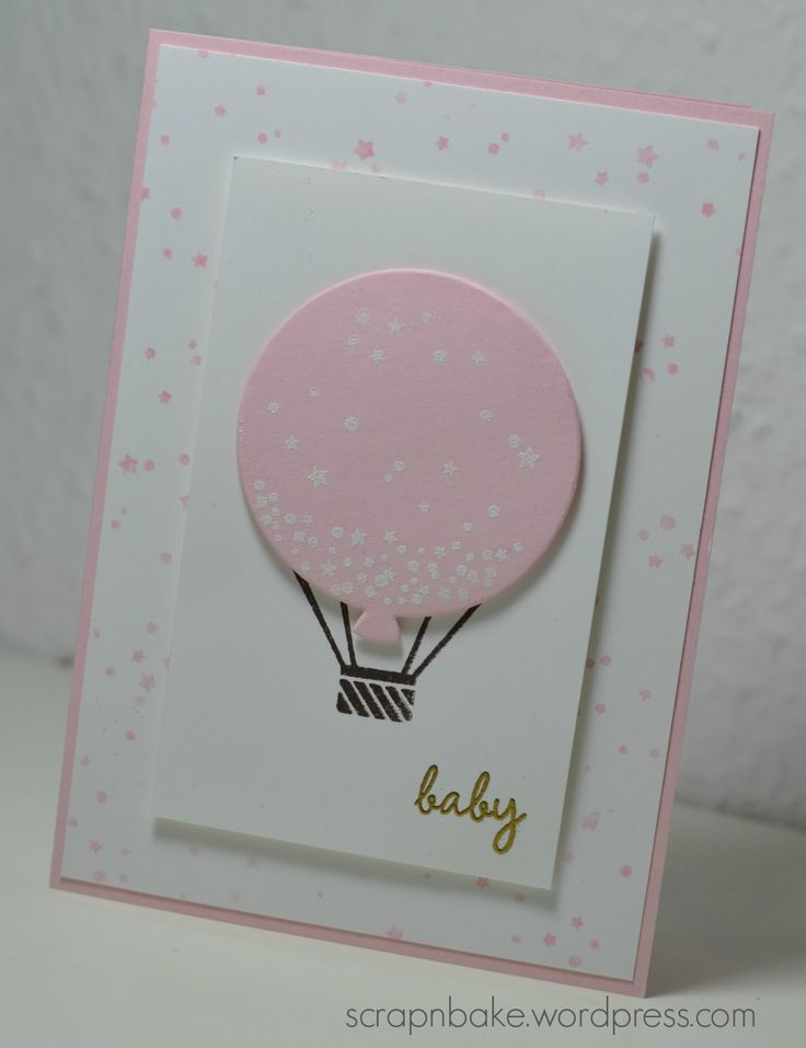 109 best Cards - Baby images on Pinterest   Baby cards, Kids cards ...