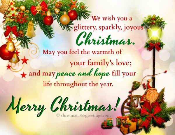 Merry Christmas Wishes and Short Christmas Messages - Christmas Celebration - All about Christmas | Merry christmas message, Merry christmas wishes messages, Short christmas wishes