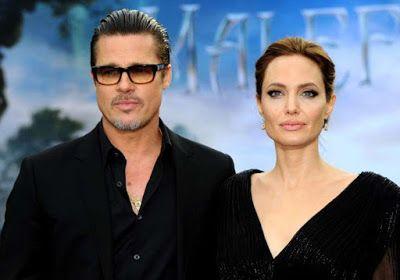 Yesterday Brad Pitt & Angelina Jolie Struck A Temporary Custody Agreement Of Couple's 6 Children