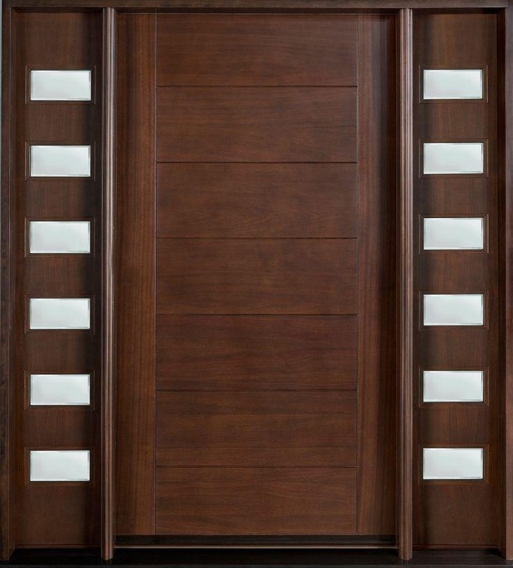 FurnitureModern Door Designs With New Style Concept