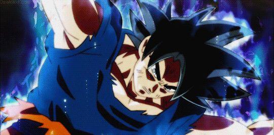 Ultra Instinct Goku Dragon Ball Super Goku Dragon Ball Goku Dragon Ball